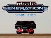 日版 retro-bit Generations 主機終於登場!收錄 80 款遊戲!