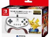 Hori 推出 Switch 版《Pokkén Tournament DX》專用控制器