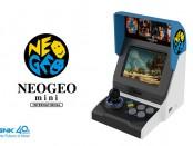 [更新] SNK 國際版 NEOGEO mini 接受預訂!發售日期確認!