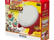 Hori 推出《太鼓之達人 Nintendo Switch 版》專用太鼓控掣器!