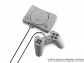 PlayStation Classic 主機美、日各 20 款遊戲確認!