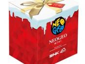 NEOGEO mini 聖誕限定版套裝同梱物確認!收錄 48 款遊戲!