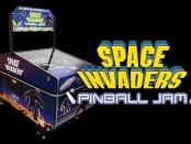 《太空侵略者》彈珠台 (Pinball) 預定今年推出!另有供 10 人合作遊玩的《太空侵略者》遊戲