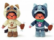 Monster Hunter x  Monchhichi 推出布偶公仔!