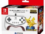 Hori 推出 Switch 版《Pokkén Tournament DX》專用控制器