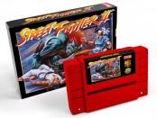 街頭霸王 30 周年,復刻推出美版超任《街頭霸王 II》盒帶!