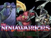 三十年後經典再來!Switch 版《The Ninja Warriors Once Again》!