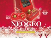 NEOGEO mini 聖誕限定版!全球限定 15000 部!