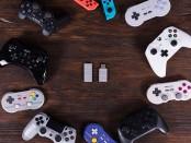 支援 Switch 及 PS Classic 等機種!無線控掣器轉換器!