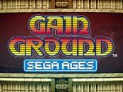 SEGA AGES 系列《Gain Ground》發售日期確定!《魔法氣泡》將推出 Switch 版本!