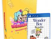 雙封面!PS4 《Wonder Boy Returns》實體版限定發售!